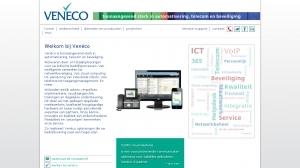 logo Veneco Automatisering Telecommunicatie Beveiliging
