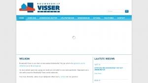 logo Bouwbedrijf Visser BV