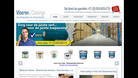 Vloeren-Coatings.nl