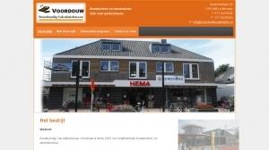 logo Ad Voordouw Bouwkundig Calculatiebureau