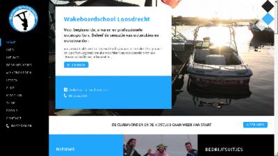 logo Waterskischool Loosdrecht