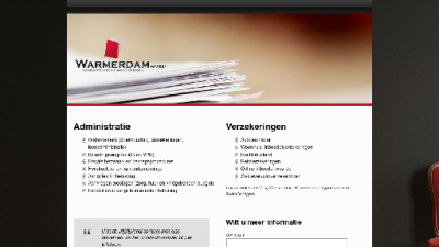 logo Warmerdam Raveen