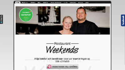 logo Weekends Restaurant