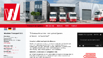 logo Wouters Transport BV