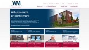 logo Accountants  en Adviseurs Weistra & Van der Meer