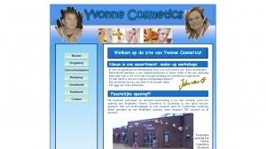 logo Yvonne Cosmetics