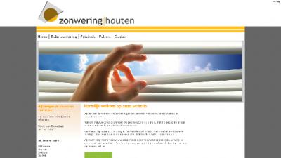 logo Zonweringbedrijf Houten VOF