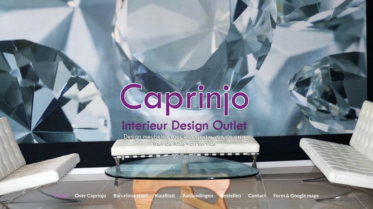 Caprinjo Design Meubels Maastricht.Caprinjo Designmeubels Klantervaringen Recensies