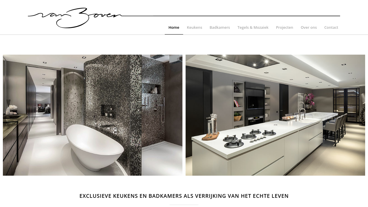 Van Boven Keukens : Boven bv keukens sanitair tegels gebr van: klantervaringen & recensies