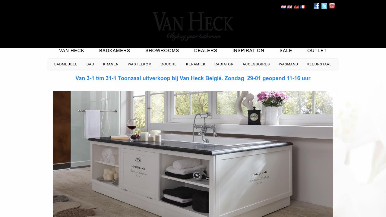 Van Heck Badkamers: klantervaringen & recensies